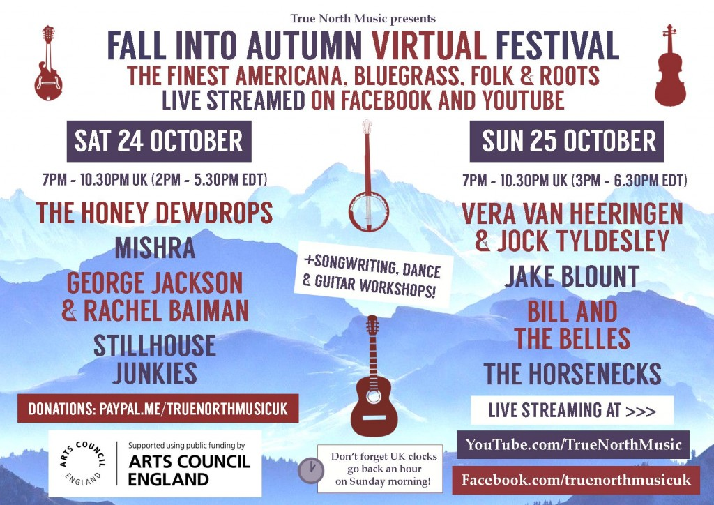 Fall into Autumn poster updated 17 Oct