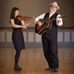 NOW BOOKING: Joe Newberry & April Verch *Touring April 2018 * Top notch traditional music and dance from this exceptional American/Canadian duo