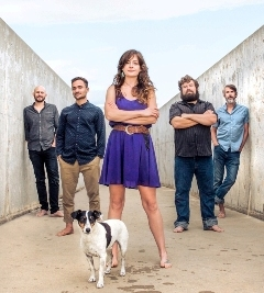 TOUR FULLY BOOKED: The Railsplitters *Touring Jan/Feb 2018 * Unconventional bluegrass from Colorado, with outstanding musicianship and songwriting