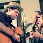 NOW BOOKING: The Honey Dewdrops *Touring Jan/Feb 2019 * Gorgeous modern Americana music and harmonies from an outstanding duo