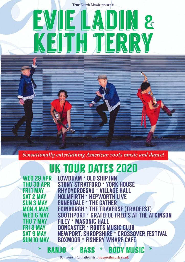 Evie Keith 2020 tour dates PDFPIC