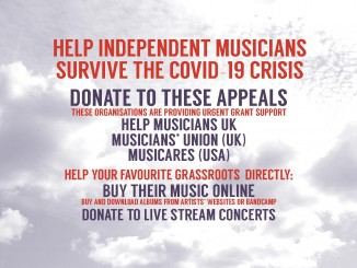 Help Musicians Covid 19